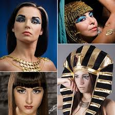 cleopatra makeup ideas