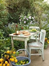 shabby chic patio furniture. Shabby Chic Outdoor Furniture Design Of Rustic Patio