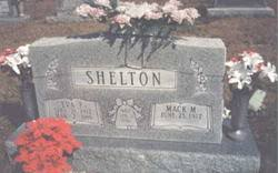 Mack Melvin Shelton (1917-2006) - Find A Grave Memorial