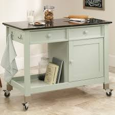 Rolling Kitchen Cabinets Kitchen Kitchen Carts And Islands Ideas Using Grey Maple Rolling
