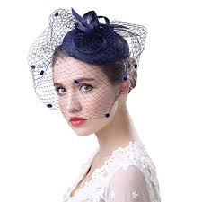 Bibi Mariage Chapeau Mariage Accessoire Cheveux Mariage