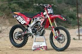 WE RIDE BEN EVANS' TI LUBE HONDA CRF250; | Motocross Action Magazine