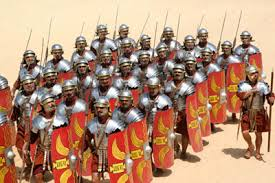 Image result for romans soldiers