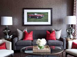 Red And Gray Living Room Designs Colors Modern Wonderful Ideas
