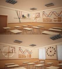 Modern Math Classroom Design Bms Baku Modern School Math Classroom Design By