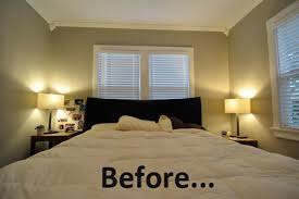 Small Bedroom Makeovers Nice Before And After Bedroom Makeovers 1 Small Bedroom