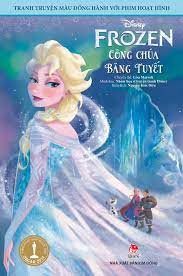 Frozen - Công Chúa Băng Tuyết