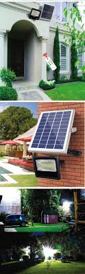 Solar Lights With On Off Switch Liketech Solar Flood Light With On Off Switch Remote Controller Easy To Choose Lighting Mode Anytime Auto Lighting Buy Solar Flood Light With On Off