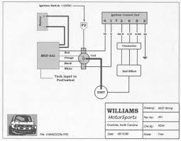 vwvortex com ignition and carbs i rewired everything out the knock box and just used an msd box and a icm and it fired right up used this diagram