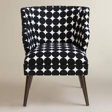 Small Upholstered Chairs For Bedroom Chairs Jet Dotscape Audin Upholstered Chair Solid Pine Frame And