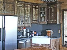 Barn Wood Kitchen Cabinets Barnwood Kitchen Cabinet Doors Best Home Furniture Decoration
