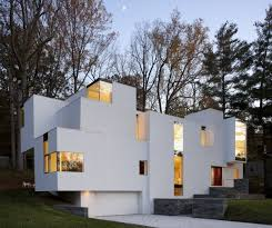 Architect David Jameson has sent us images of the NaCl house in Bethesda,  Maryland.