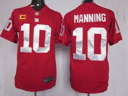 Manning On C Eli Jersey