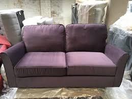 debenhams 2 seater velvet broadway sofa