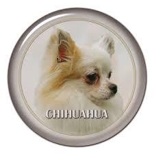 3d Sticker Chihuahua 101 C From Alldogstickerscom Dog Breed