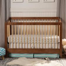 davinci highland crib in chestnut  ships free at simply baby