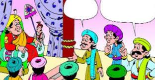 Image result for वीरबल इन कार्टून