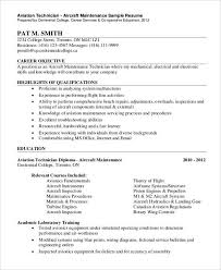 Electronic Technician Resume Resume Writing Examples