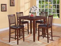 table delightful high kitchen set 11 tall tables with bar stools round delectable especial outdoor also