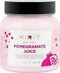 Купить Маска-<b>кондиционер для волос</b> MiXiT Pomegranate Juice ...