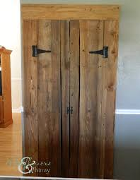 Diy dutch barn door for a pantry | doors | Pinterest | Barn doors, Pantry  and Dutch