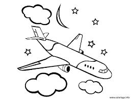 Coloriage Avion 2 Jecolorie Com
