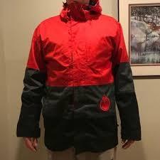 Men S Nomis Snowboarding Jacket