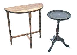 side tables half round side table circle coffee large size of console small tables for