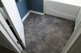 Flooring For Kitchens And Bathrooms Peel And Stick Bathroom Floors Chris Loves Julia Black And White