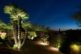 ways to light up your landscape