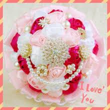 discount wedding bouquets for bridesmaids cheap 2017 wedding