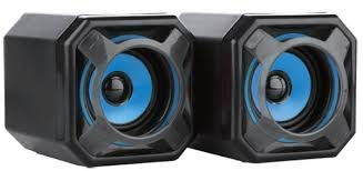 Акустическая система 2.0 <b>CBR CMS 498</b> CMS <b>498</b> Blue купить в ...