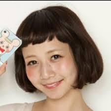 丸顔や面長に似合わない髪型とは女性編