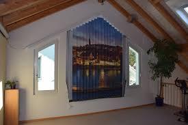 Slope Lamellenvorhang Mit Fotodruck Und Motorsteuerung