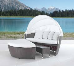 Cool patio furniture Daybed Good Cool Outdoor Furniture Outdoor Wicker Covered Loveseat Cool Patio Furniture Daybeds Occupyocorg Good Cool Outdoor Furniture Outdoor Wicker Covered Loveseat Cool