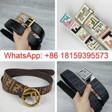 Mens Designer Accessories Fendi Belts Mens Designer Belts Wholesale Brand Belt For