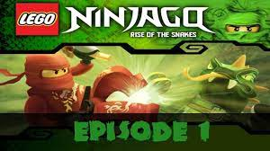 LEGO Ninjago Rise of the Snakes App: Episode 1, Introduction and First  Battle - YouTube