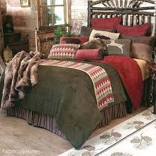 cabin style bedding sets lodge decor wilderness lodge bedding set cabin themed comforter sets