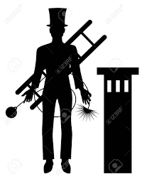Chimney Sweeper Chimney Sweeper Men Vector Eps 10