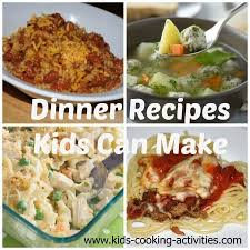 We do not make any warranties about the completeness, safety and reliability. 60 Easy Recipes Kids Can Make Kids Cooking Recipes Recipes Kids Can Make Easy Meals For Kids
