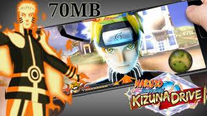 70 MB ) Naruto Shippuden : Kizuna Drive | Download For Android