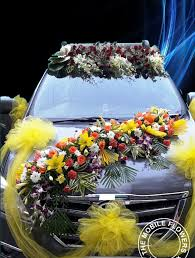 Flower Decoration Design Wedding Car Decoration Online Flowers And Bouquet Delivery In Pune 8