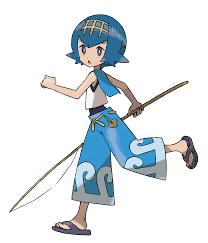 Pokemon Sun and Moon Characters Kahuna's (Page 1) - Line.17QQ.com