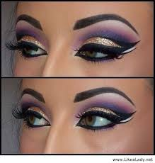 my latest find on trusper may you away egyptian eyes makeup