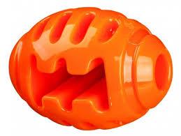 <b>Trixie игрушка мяч регби</b> Soft & Strong для собак в интернет ...
