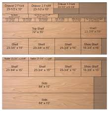 diy closet organizer plans for to gallery and plywood images