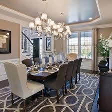image of awesome dining room chandelier ideas