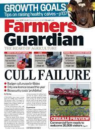 Farmers Guardian 1st June 2018 by Briefing Media Ltd - issuu