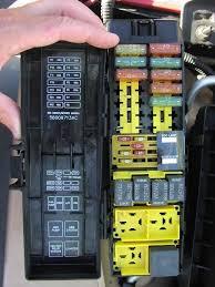 jeep wrangler fuse box tj anything wiring diagrams • jeep tj fuse box wire center u2022 rh grooveguard co jeep wrangler fuse box cover jeep