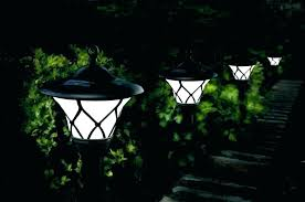 solar patio lights lowes. Solar Pathway Lights Lowes Best Landscape Yard Powered Walkway  Garden Outdoor Path Sol Patio